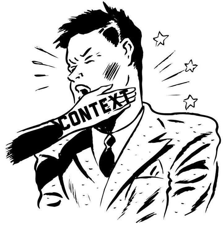 Context Slap