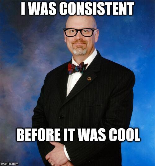 Dr. Consistency
