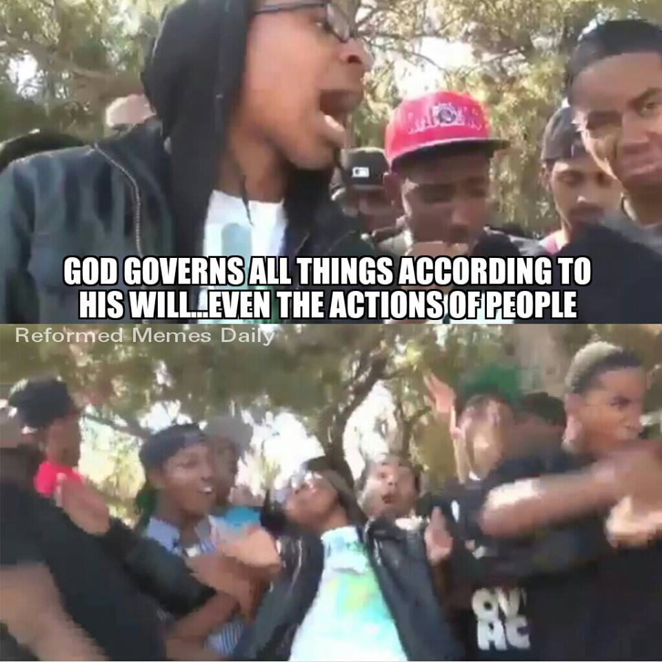God governs all things