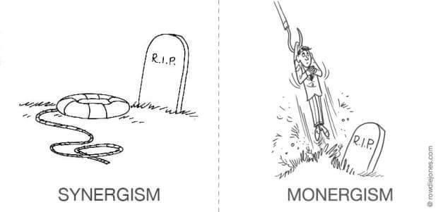 Synergism vs Monergism